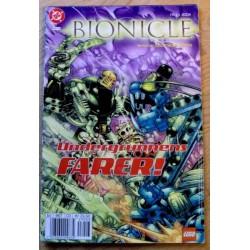 Bionicle: 2004 - Nr. 1 - Undergrunnens farer! (LEGO)