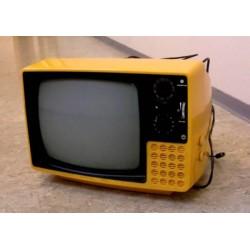 Sanyo Vintage Retro TV - Testet og i pen stand!