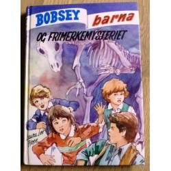 Bobsey-barna: Nr. 76 Bobsey-barna og frimerkemysteriet