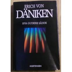 Erich von Däniken: Hva gudene sådde