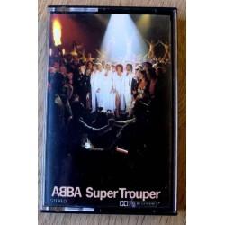 ABBA: Super Trouper (kassett)