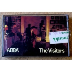 ABBA: The Visitors (kassett)