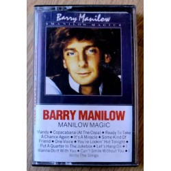 Barry Manilow: Manilow Magic (kassett)