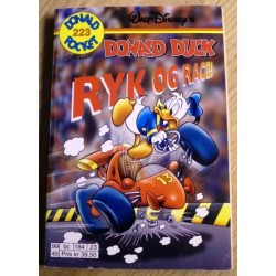 Donald Pocket: Nr. 223 - Ryk og race!