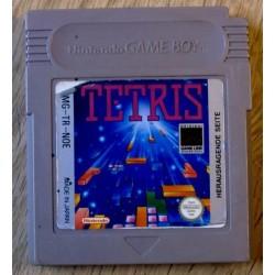 Game Boy: Tetris