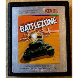 Atari 2600: Battlezone - The Explosive Arcade Hit!