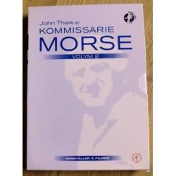 Inspektør Morse - Volume 2 (DVD)