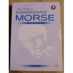 Inspektør Morse - Volume 3 (DVD)