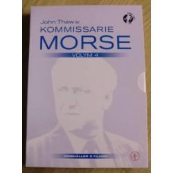 Inspektør Morse - Volume 4 (DVD)