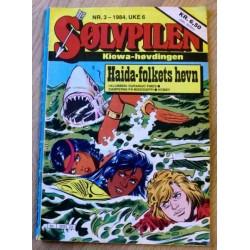 Sølvpilen: 1984 - Nr. 3 - Haida-folkets hevn