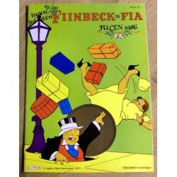 Fiinbeck og Fia: Julen 1986