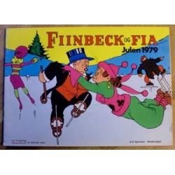 Fiinbeck og Fia: Julen 1979