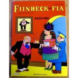 Fiinbeck og Fia: Julen 1985