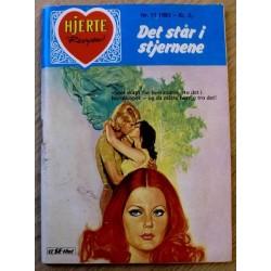 Hjerterevyen: 1983 - Nr. 11 - Det står i stjernene