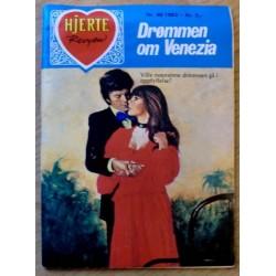 Hjerterevyen: 1982 - Nr. 40 - Drømmen om Venezia