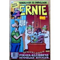 Ernie: 1996 - Nr. 6 - Mandelvask og drøveldask