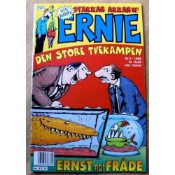 Ernie: 1996 - Nr. 2 - Den store tvekampen