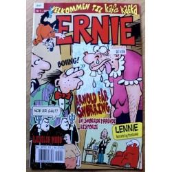 Ernie: 2001 - Nr. 1 - Arnold får snørring