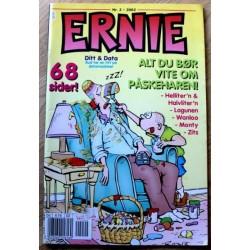 Ernie: 2002 - Nr. 2 - Alt du bør vite om påskeharen