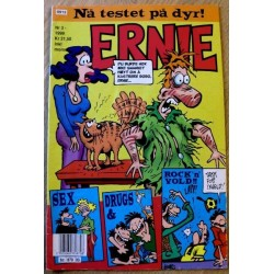 Ernie: 1999 - Nr. 3 - Nå testet på dyr!
