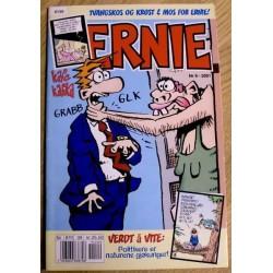 Ernie: 2001 - Nr. 9 - Tvangskos og krøst og mos for Ernie!