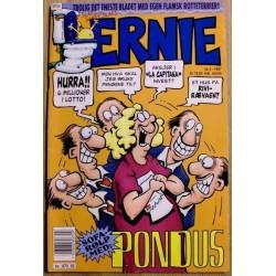Ernie: 1997 - Nr. 5 - Trolig det eneste bladet med egen flamsk rotteterrier!