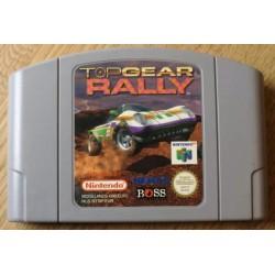 Nintendo 64: Top Gear Rally (Kemco)