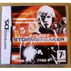 Nintendo DS: Alex Rider - Stormbreaker (THQ)
