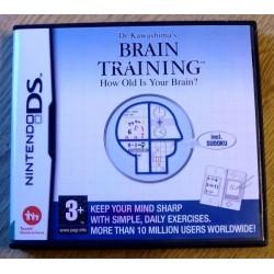 Nintendo DS: Dr Kawashima's Brain Training (incl. Sudoku)