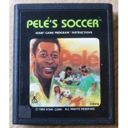Atari 2600: Pele's Soccer (cartridge)