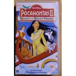 Pocahontas 2 - Reisen til en annen verden (VHS)