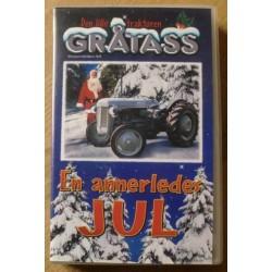 Den lille traktoren Gråtass - En annerledes jul (VHS)