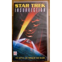 Star Trek: Insurrection (VHS)