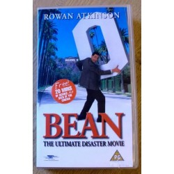 Bean: The Ultimate Disaster Movie (VHS)