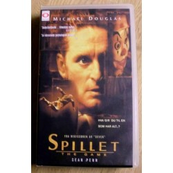 Spillet (The Game) (VHS)