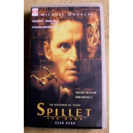 Spillet (The Game) (VHS)
