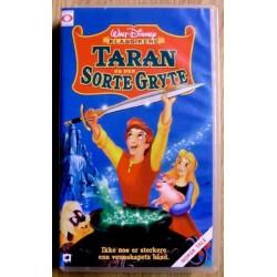 Walt Disney Klassikere: Taran og Den Sorte Gryte (VHS)