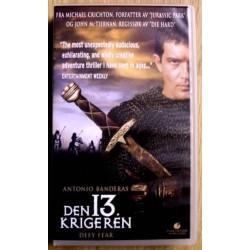 Den 13. krigeren (VHS)