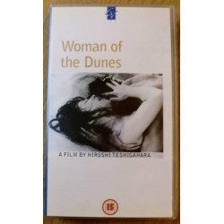 Woman of the Dunes - Film by Hiroshi Teshigahara (VHS)