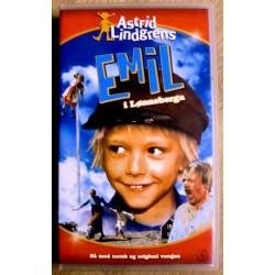 Astrid Lindgrens Emil i Lønneberga (VHS)
