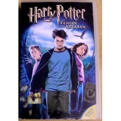 Harry Potter og Fangen fra Azkaban (VHS)