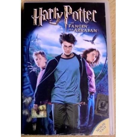 Harry Potter og Fangen fra Azkaban (VHS)