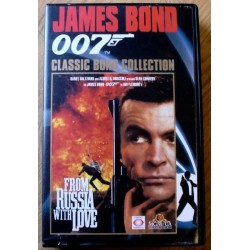 James Bond 007: From Russia With Love (VHS)