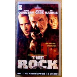 The Rock (VHS)