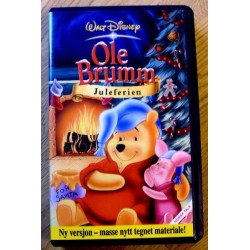 Ole Brumm: Juleferien (VHS)