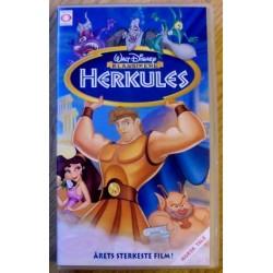 Walt Disney Klassikere: Herkules (VHS)