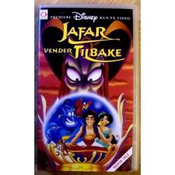 Jafar vender tilbake (VHS)