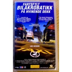 Taxi 2 (VHS)