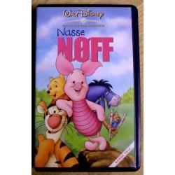 Nasse Nøff (VHS)