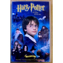 Harry Potter og De vises stein (VHS)
